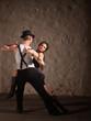Passionate Dancing in Urban Setting