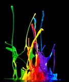 Paint splash - 45648446