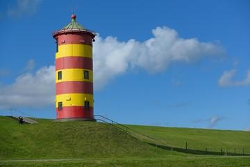 Leuchtturm Pilsum Ostfriesland Otto´s Leuchtturm