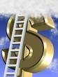 Climbing dollar