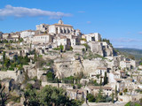 View at Gordes, France