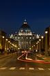 Roma, la Basilica di San Pietro in Vaticano