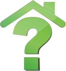 pictogramme maison question