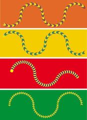 Moving Snake Illusion