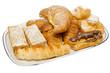 Vassoio di paste - tray of pastries