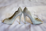 diamante wedding shoes