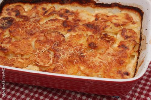Gratin de pommes de terre - Cuisine d'autrefois