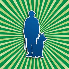 Logo Dog Trainer # Vector