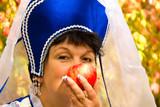 Rejuvenating apples for fall seniors poster