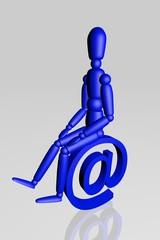 Web Figur Illustration