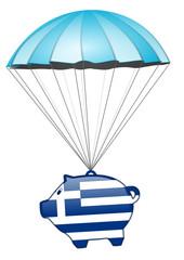 Rettung Euro Griechenland