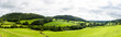 Panorama of welsh countryside - 45677060