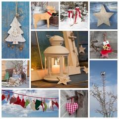 Weihnachtszeit - mehrere Motive
