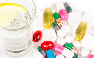 alcohol with medicines