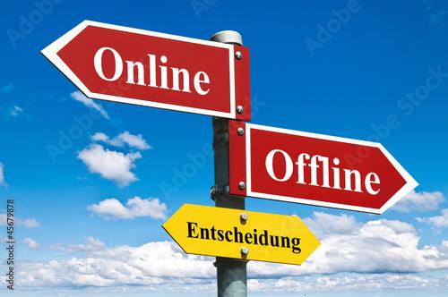Online / Offline