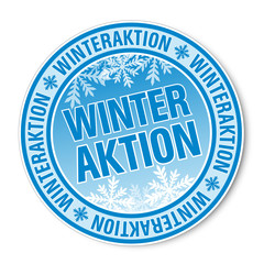 Sticker - Winteraktion (II)