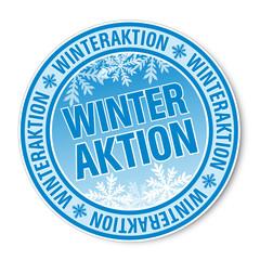 Sticker - Winteraktion (II)