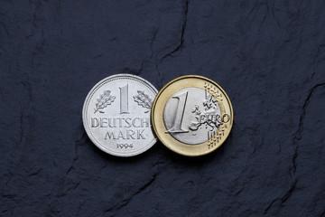Euro vs DM