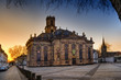 canvas print picture - Ludwigskirche Saarbruecken