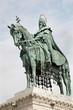 Budapest - king st. Stephen memorial