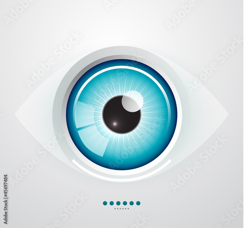 Eye background