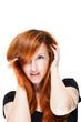 Trendiger Haarschnitt
