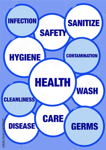 Health and hygiene concept