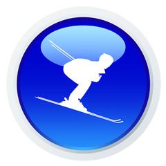 Warning - skiing