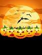 happy halloween - background