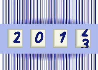 2012-2013 change