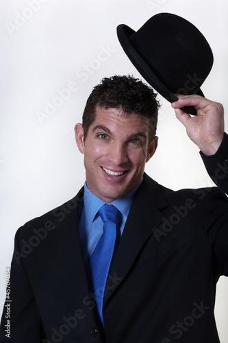 doffing one's hat