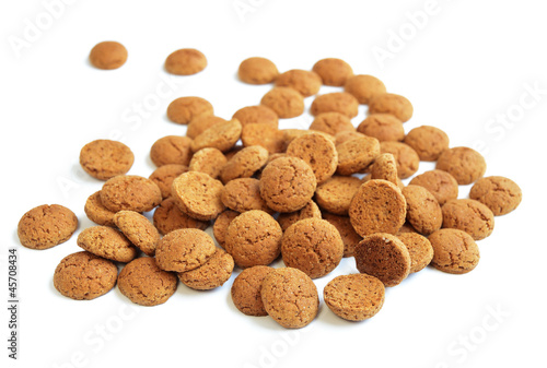 bunch of ginger nuts