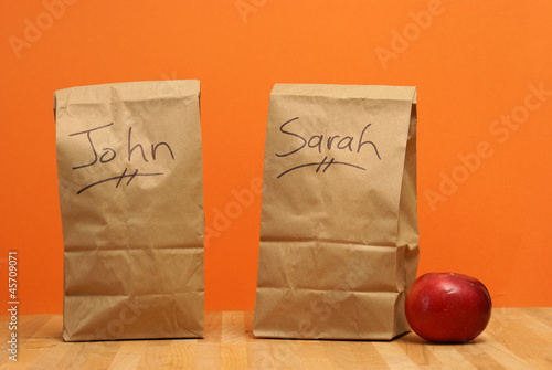 Lunch for John and Sarah
