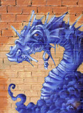 Dragon painting - 45710093