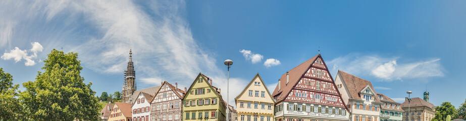 Market Square in Esslingen am Neckar, Germany