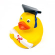 Graduation Rubber Duck