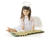 Angel Learning Chimes poster