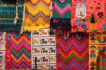 Textiles típicos de Guatemala