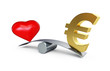love or money balances