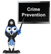 talk on crime prevention