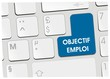 clavier objectif emploi