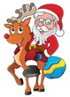 Santa Claus thematic image 1