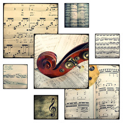 Collage - Music