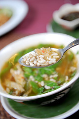 egg ant soup