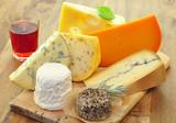 Wein, Käse