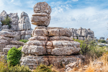 The Dragon, Torcal Antequera