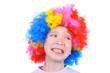 Funny little clown