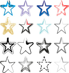 Starlets - Stars - Shapes