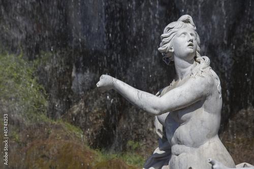 Leinwanddruck Bild Reggia di Caserta