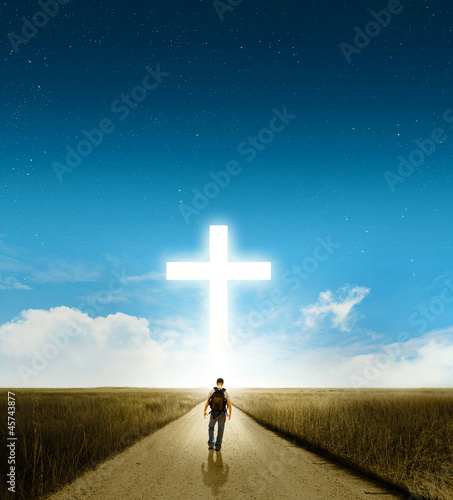 Walk to the cross